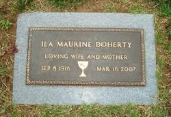 Ila Maurine Doherty