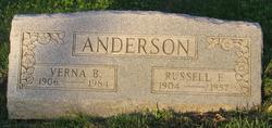 Verna B. <i>Banks</i> Anderson