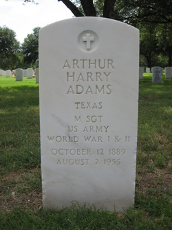 Arthur Harry Adams