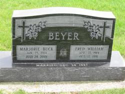 Marjorie Eloise <i>Buck</i> Beyer