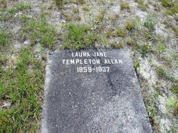 Laura Jane <i>Templeton</i> Allan
