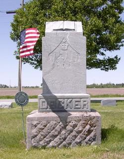 Amos C Decker