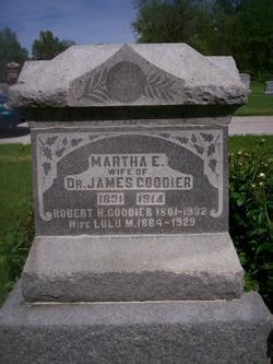Dr Robert Henry Goodier