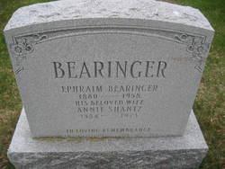 Annie <i>Shantz</i> Bearinger
