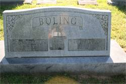 Ruth Helene Aunt Ruth <i>Oakes</i> Boling