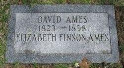 Elizabeth <i>Finson</i> Ames