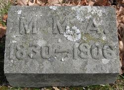 Martha Maria <i>Stone</i> Allamby
