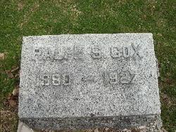 Ralph S. Cox