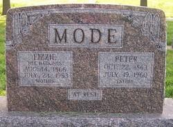 Elizabeth Coe Lizzie <i>Haskines</i> Mode