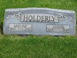 Addline <i>Zook</i> Holderly