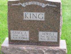 Grace A <i>Zook</i> King