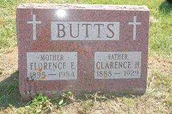 Florence E. <i>Bates</i> Butts