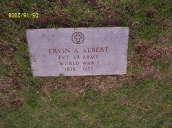 Ervin A Albert