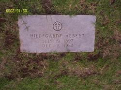 Hildegarde Albert