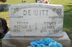 Ethel Marie <i>Meddaugh</i> DeWitt