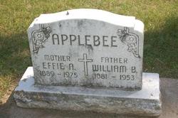 Effie Alberta <i>Green</i> Applebee Lang