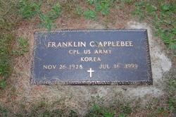 Franklin Charles Applebee