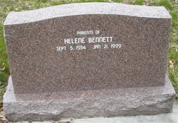 Hazel <i>Lomax</i> Bennett