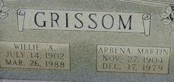 Arbena <i>Martin</i> Grissom