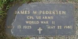 James Martin Pedersen