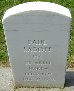 Paul Saboff