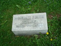 Margaret <i>Carter</i> Bolyard