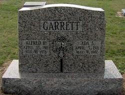 Ada <i>Spiggle</i> Garrett