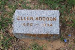 Lucinda Ellen <i>Wisdom</i> Adcock