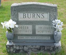 Victoria Elizabeth <i>Gray</i> Burns