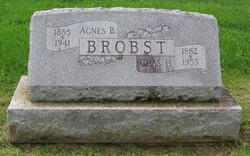 Agnes <i>Bush</i> Brobst