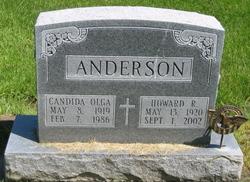 Candida Olga <i>Buttel</i> Anderson