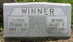 Mary Regina <i>Hoye</i> Winner