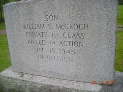 William Eldred McGeoch