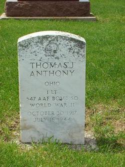 Thomas J Anthony