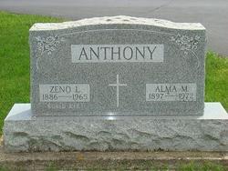 Zeno L Anthony