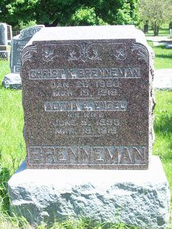 Christian K. Christ Brenneman