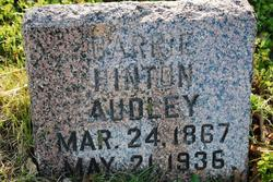 Carrie <i>Hinton</i> Audley