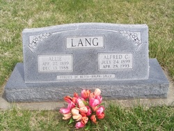 Allie Lang