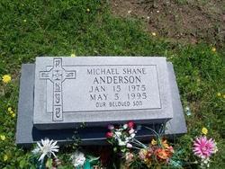 Michael Shane Anderson