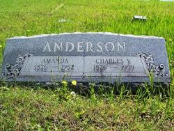Amanda Marie <i>Taylor</i> Anderson
