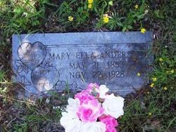 Mary Ella Anderson