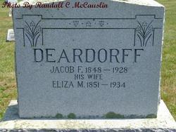 Jacob Franklin Deardorff