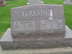 John Asbury Pearson, Sr