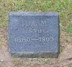 Ida May <i>Culbertson</i> Ellis