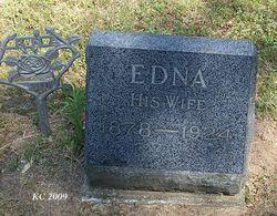 Edna <i>Wilson</i> Ellis