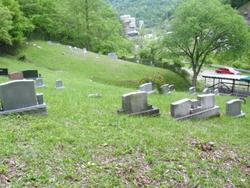 Chaffins Cemetery at Four Mile