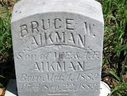 Bruce W. Aikman