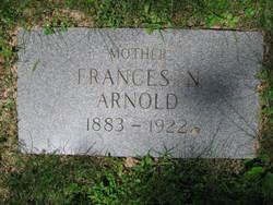 Frances M. <i>Lovell</i> Arnold