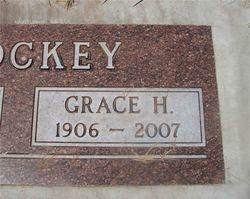 Grace H. <i>Harold</i> Shockey