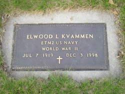 Elwood Louis Kvammen